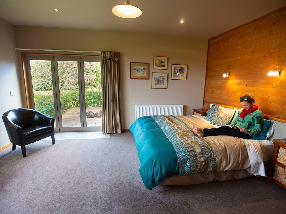 Rakahore bedroom